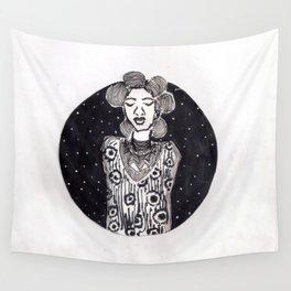 Darlyne by Liz Wall Tapestry