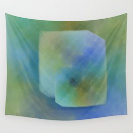 Duvet Cover 501Cube Wall Tapestry