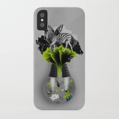 There's ecology in every drop iPhone X Slim Case