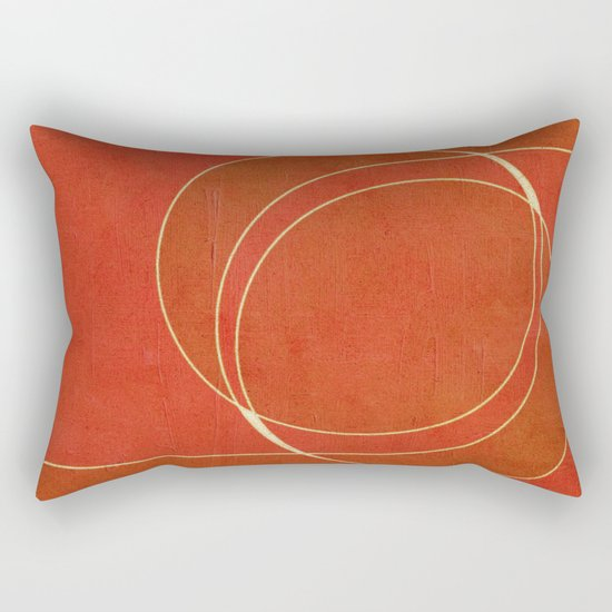 Bulan (Moon) Rectangular Pillow