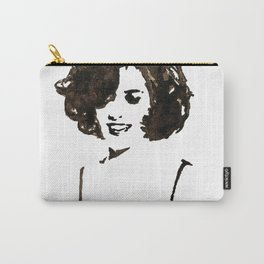 WINONA RYDER BY ROBERT DALLAS Carry-All Pouch