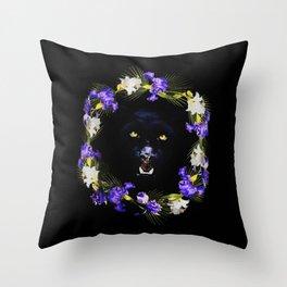 GIVENCHY Panther Throw Pillow