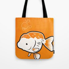 Ranchu Goldfish Tote Bag