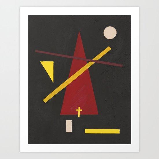LFO Art Print