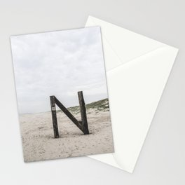 Now or Never - New start | Dutch coast | Beach photography print | Netherlands| Wall art Art print Stationery Cards