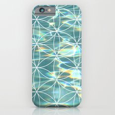 Abstract Pool iPhone 6s Slim Case