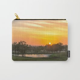Sunrise from EK Carry-All Pouch