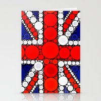 flag Stationery Cards featuring Flag by start from scratch