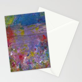 Abstracted Inuition Stationery Cards