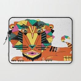 Bauhaus Lion Laptop Sleeve