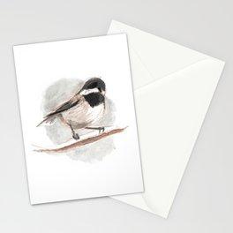 Chicadee-dee-dee Stationery Cards