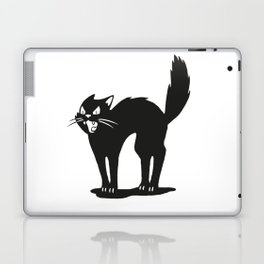 Scaredy Cat Laptop & iPad Skin