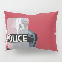 Red woman n3 Pillow Sham