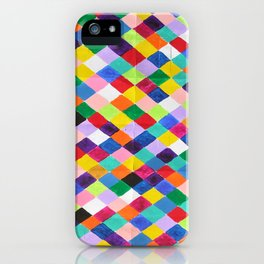 You.Me.Us Dos Background iPhone Case