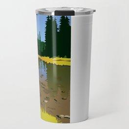 Junction Lake Travel Mug