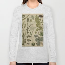 Ferns And Mosses Long Sleeve T-shirt