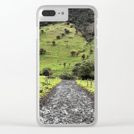 # 272 Clear iPhone Case