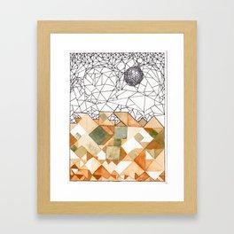 "Alyssa Ney, ""A Primer on Emergence"" Framed Art Print"
