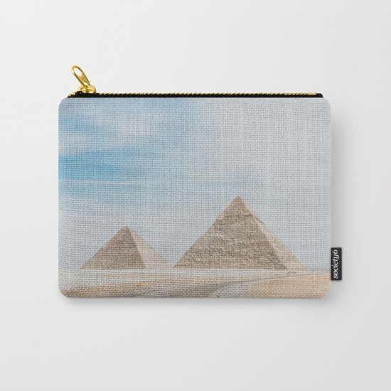 Pyramids of Giza X Carry-All Pouch