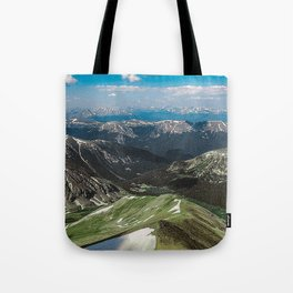 Summit the 14er Tote Bag