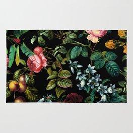 Floral Jungle Rug