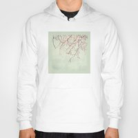 chinese Hoodies featuring Chinese Spring by Katayoon Photography & Design