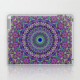 Happy Bohemian Jungle Mandala Laptop & iPad Skin