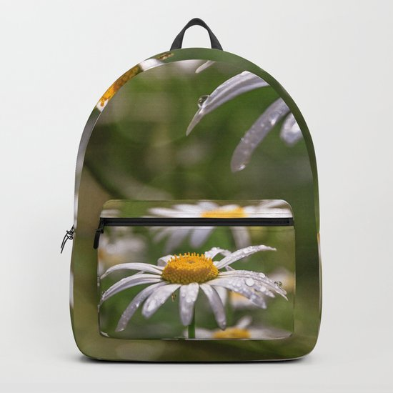 Daisy & raindrops Backpack