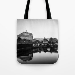 Postcard from Rome Tote Bag