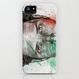 Pretty Noose: Tribute to Chris Cornell iPhone Case
