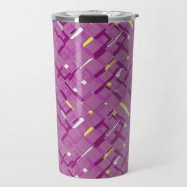 Urban purple Travel Mug