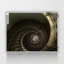 Dark moody spiral staircase Laptop & iPad Skin