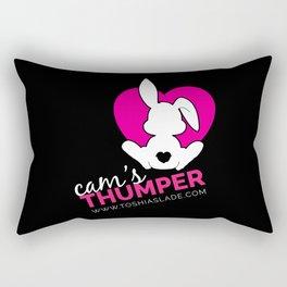 Cam's Thumper [Dark] Rectangular Pillow