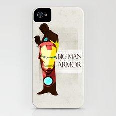 Suit of Armor : Iron Man iPhone (4, 4s) Slim Case