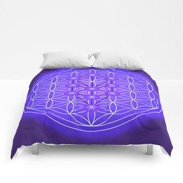 Flower of Life - Crown Comforters