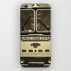 Great Orme Tour iPhone & iPod Skin