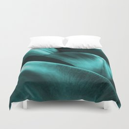 Green Succulent Leaves #decor #society6 #homedecor Duvet Cover