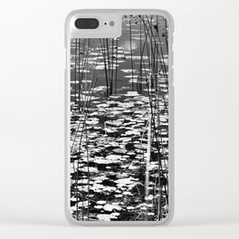 August Afternoon Clear iPhone Case