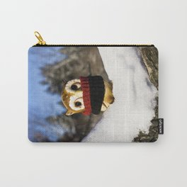 Harvey the Owl IV Carry-All Pouch