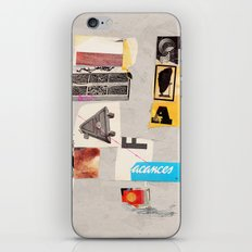 BCKPRT iPhone & iPod Skin