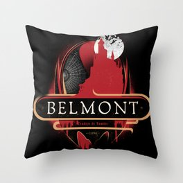 A Family Tradition Throw Pillow