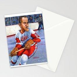 Mr. Hockey: Gordie Howe Stationery Cards