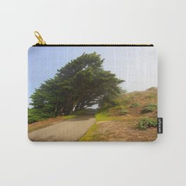 Wind Swept Trees Carry-All Pouch