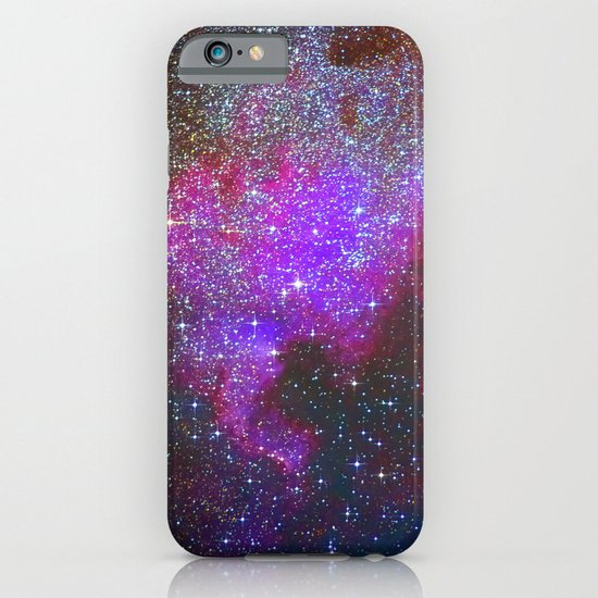 North America Nebula: Stars in the space. iPhone & iPod Case