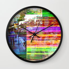 Wednesday 16 October 2013: What does a visual term for distillation sound as? Wall Clock