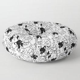 Oh French Bulldog Floor Pillow