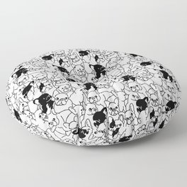 Oh French Bulldog Floor Pillow