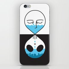 Dead Cover iPhone & iPod Skin