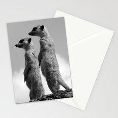 Meerkats, Fuerteventura. Stationery Cards