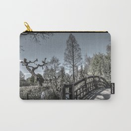 A view of the Japanese garden at the Regent Park in London, UK Carry-All Pouch